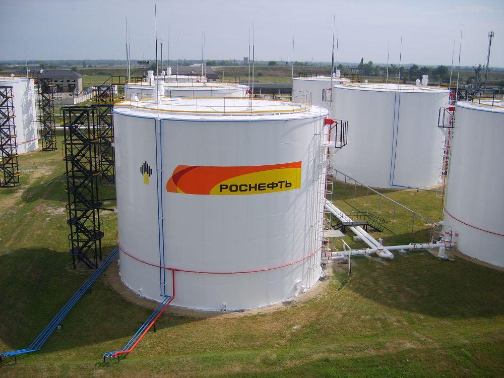 Таманьнефтегаз планирует построить четыре изотермических резервуара